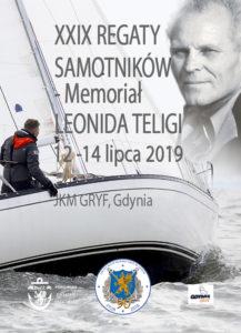 XXIX Regaty Samotników, Memoriał Leonida Teligi w 2019 roku