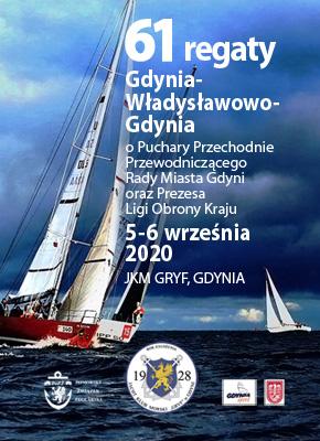 61. Regaty Gdynia – Władysławowo – Gdynia w 2020 roku