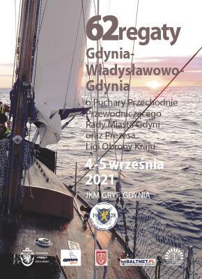 62. Regaty Gdynia – Władysławowo – Gdynia w 2021 roku